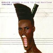 12'' - Grace Jones - Slave To The Rhythm