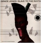 12inch Vinyl Single - Grace Jones - Slave To The Rhythm (Blooded) / Jones The Rhythm