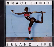 CD - Grace Jones - Island life