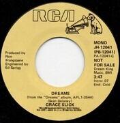 7inch Vinyl Single - Grace Slick - Dreams
