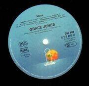 LP - Grace Jones - Muse