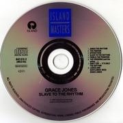 CD - Grace Jones - Slave To The Rhythm