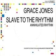 7'' - Grace Jones - Slave To The Rhythm