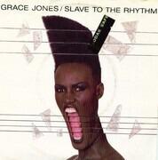 7'' - Grace Jones - Slave To The Rhythm / G.I. Blues