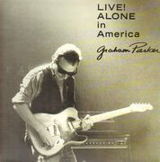 LP - Graham Parker - Live! Alone In America