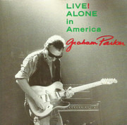 CD - Graham Parker - Live! Alone In America