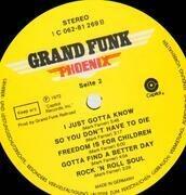 LP - Grand Funk - Phoenix