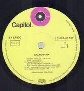 LP - Grand Funk Railroad - Grand Funk