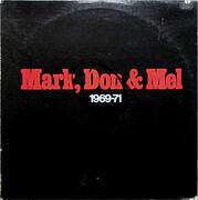 Double LP - Grand Funk Railroad - Mark, Don & Mel 1969-71 - Gatefold