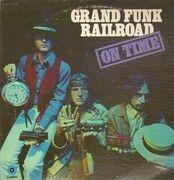 LP - Grand Funk Railroad - On Time