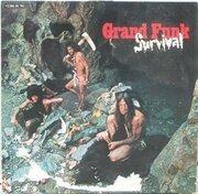 LP - Grand Funk, Grand Funk Railroad - Survival