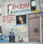 12inch Vinyl Single - Grand Master Flash And The Furious Five, Grandmaster Flash & The Furious Five - Super Rappin' No. 2