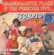 12'' - Grandmaster Flash & the Furious Five - Scorpio