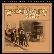 Double LP - Grateful Dead - Workingman's Dead - HQ-Vinyl LIMITED