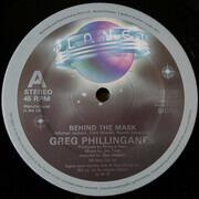 12inch Vinyl Single - Greg Phillinganes - Behind The Mask
