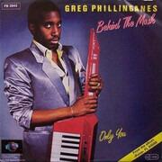 7inch Vinyl Single - Greg Phillinganes - Behind The Mask