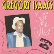 LP - Gregory Isaacs - Call Me Collect