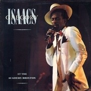 LP - Gregory Isaacs - Live At The Academy, Brixton