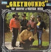 LP - Greyhounds - Top Country & Western Music