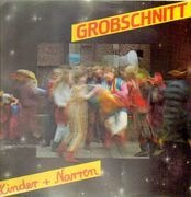 LP - Grobschnitt - Kinder & Narren