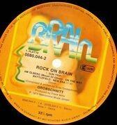 Double LP - Grobschnitt - Rock On Brain