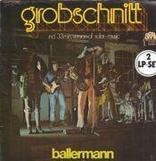 Double LP - Grobschnitt - Ballermann - Orange Labels