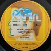 LP - Grobschnitt - Merry-Go-Round