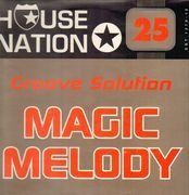 12inch Vinyl Single - Groove Solution - Magic Melody