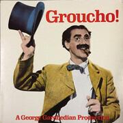 LP - Groucho Marx - Groucho!