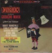 LP - Groucho Marx - The Mikado