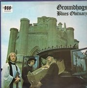 LP - Groundhogs - Blues Obituary