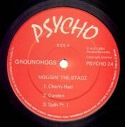 Double LP - Groundhogs - Hoggin The Stage - + Live 7''EP