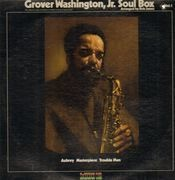 LP - Grover Washington Jr. - Soul Box Vol. 1