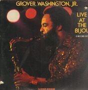 Double LP - Grover Washington Jr - Live at the Bijou