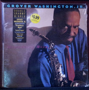 LP - Grover Washington, Jr. - Strawberry Moon - Still sealed