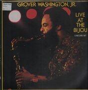 Double LP - Grover Washington, Jr. - Live At The Bijou