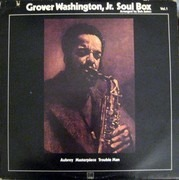 LP - Grover Washington, Jr. - Soul Box Vol. 1