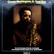 LP - Grover Washington, Jr. - Soul Box Vol. 2