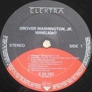 LP - Grover Washington, Jr. - Winelight