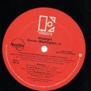 LP - Grover Washington Jr. - Winelight - audiophile, Half Speed Mastered