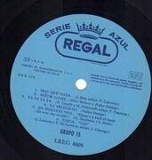 LP - Grupo 15 - Grupo 15 - original spanish pokora 2001