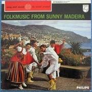 LP - Grupo Folclórico Boa Nova - Folk Music From Sunny Madeira