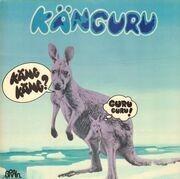 LP - Guru Guru - Känguru - Orig. Green Brain Kraut