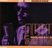 CD Single - Guru - No Time To Play