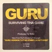 12inch Vinyl Single - Guru - Surviving Tha Game - Still Sealed