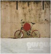 12inch Vinyl Single - Gus Gus - Dance You Down