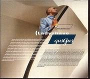 CD Single - Gus Gus - Ladyshave