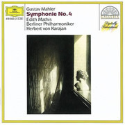 CD - Mahler (Karajan) - Symphonie No. 4