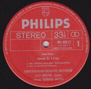 LP - Mahler - Symphony No. 4