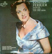 LP - Gustav Mahler - Kathleen Ferrier , Julius Patzak , Wiener Philharmoniker , Bruno Walter - Das Lied Von Der Erde